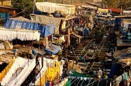 Dhobi Ghats near Dharavi