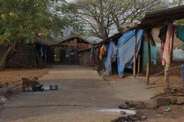 The poorer village