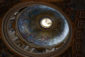 Dome of the Vatican